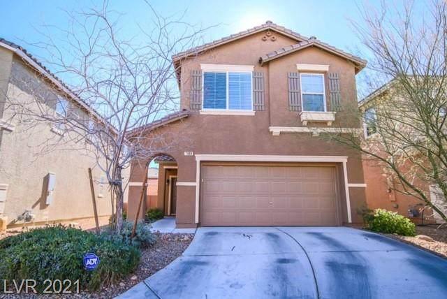 7469 Cobbhan Drive, Las Vegas, NV 89179 (MLS #2305398) :: Hebert Group   Realty One Group