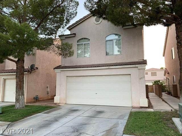 5331 Railroad Spikes Street, Las Vegas, NV 89118 (MLS #2305459) :: Galindo Group Real Estate