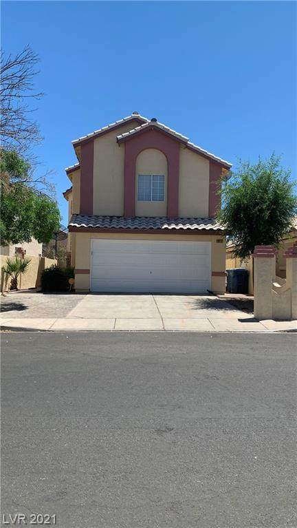 4613 Little Finch Lane, Las Vegas, NV 89115 (MLS #2305749) :: DT Real Estate