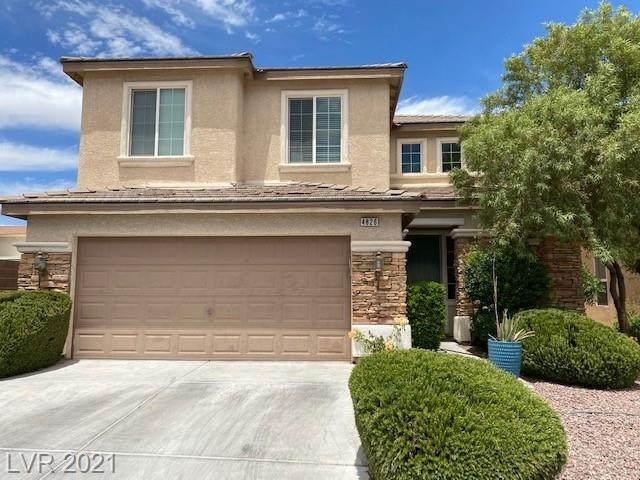 4826 Sequoia Tree Avenue, Las Vegas, NV 89139 (MLS #2305895) :: Jeffrey Sabel