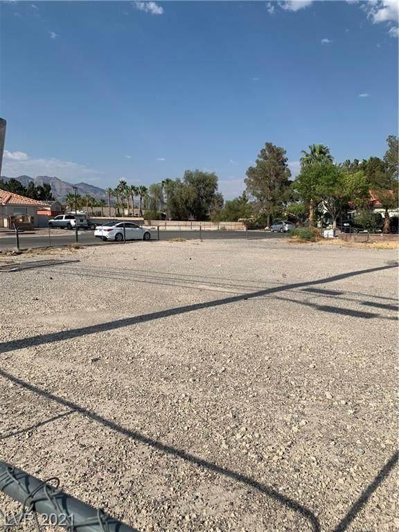 7620 N Jones Boulevard #102, Las Vegas, NV 89131 (MLS #2306005) :: Lindstrom Radcliffe Group