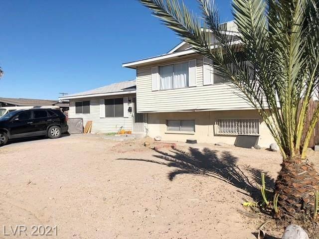 604 N Jones Boulevard, Las Vegas, NV 89107 (MLS #2306013) :: Signature Real Estate Group