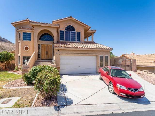7195 Madonna Drive, Las Vegas, NV 89156 (MLS #2306049) :: Custom Fit Real Estate Group