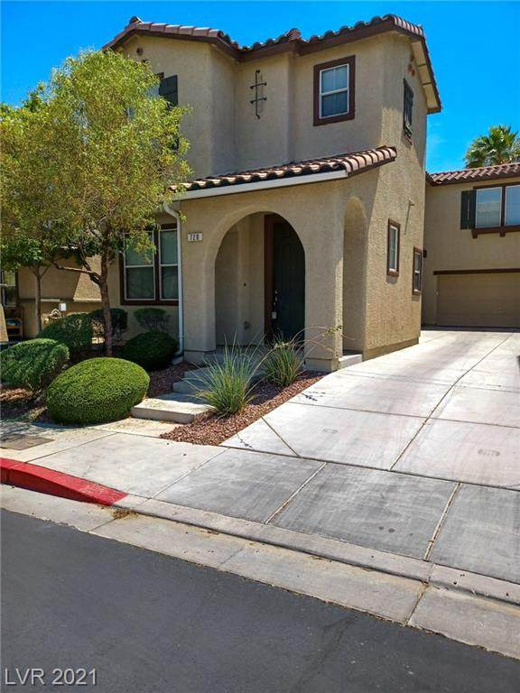 720 Point Bluff Street, Henderson, NV 89002 (MLS #2306273) :: Custom Fit Real Estate Group