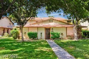 1530 Elizabeth Avenue #4, Las Vegas, NV 89119 (MLS #2306314) :: The Chris Binney Group | eXp Realty
