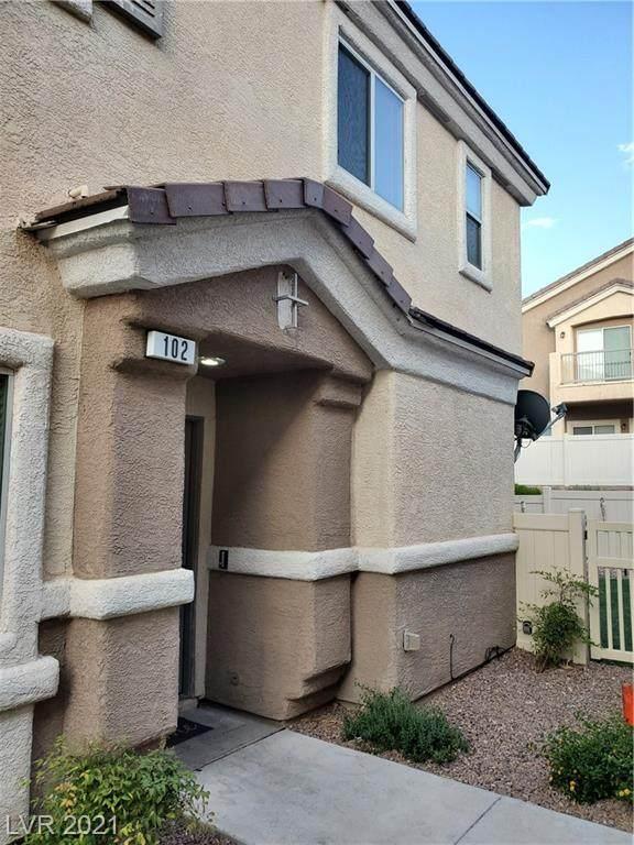 1082 Elation Lane #2, Henderson, NV 89002 (MLS #2306676) :: Signature Real Estate Group