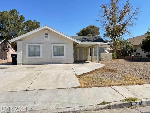 3141 Floral Vista Avenue, Henderson, NV 89014 (MLS #2306848) :: Galindo Group Real Estate