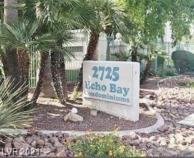 2725 S Nellis Boulevard #2079, Las Vegas, NV 89121 (MLS #2307199) :: The Melvin Team