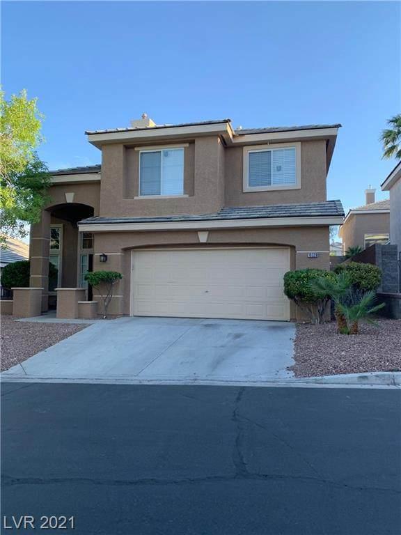 10329 Forum Hills Place, Las Vegas, NV 89144 (MLS #2307268) :: The Shear Team