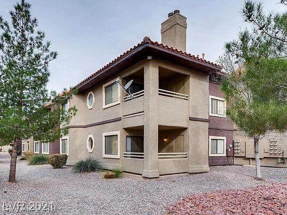 5066 S Rainbow Boulevard #205, Las Vegas, NV 89118 (MLS #2307532) :: DT Real Estate