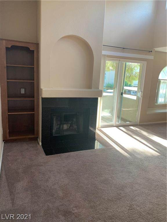 3145 E Flamingo Road #2103, Las Vegas, NV 89121 (MLS #2307602) :: DT Real Estate
