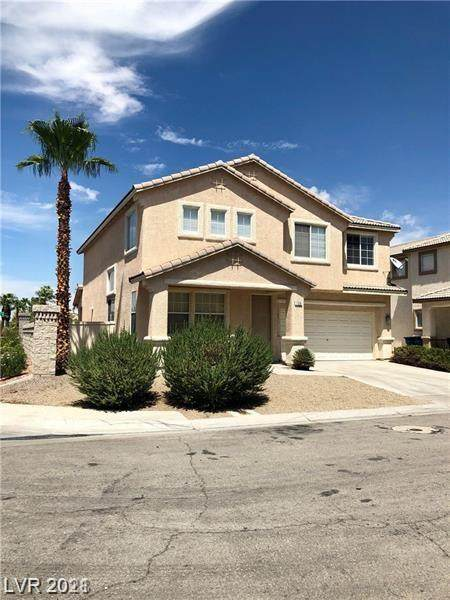 706 Baldurn Avenue, Las Vegas, NV 89183 (MLS #2307783) :: The TR Team