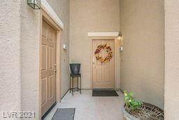 6635 Caporetto Lane #201, North Las Vegas, NV 89084 (MLS #2307900) :: The TR Team