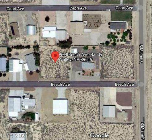 904 Beech Avenue, Las Vegas, NV 89109 (MLS #2307931) :: DT Real Estate