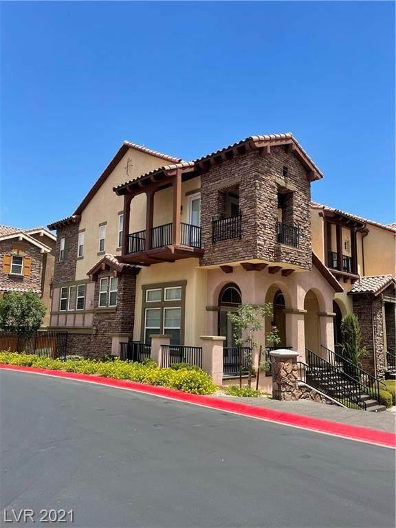 1 Corte Belleza, Henderson, NV 89011 (MLS #2307970) :: DT Real Estate