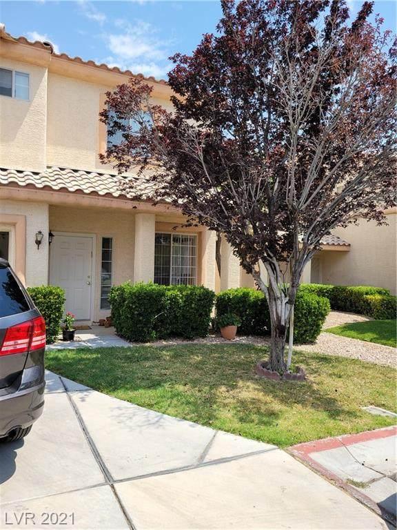 7833 Smokerise Court, Las Vegas, NV 89131 (MLS #2308181) :: DT Real Estate