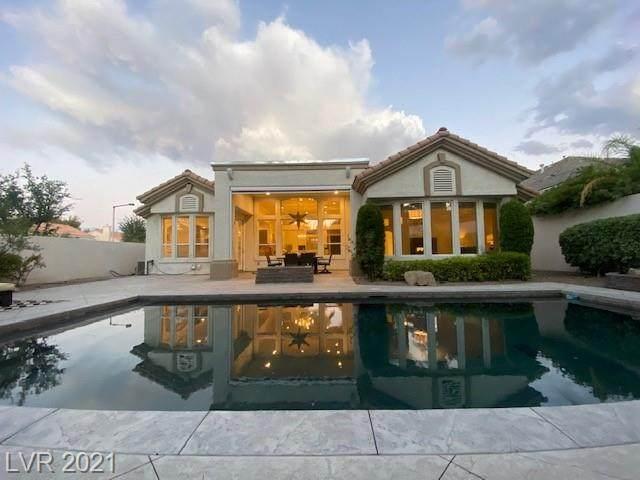 8800 Bonta Court, Las Vegas, NV 89134 (MLS #2308246) :: DT Real Estate
