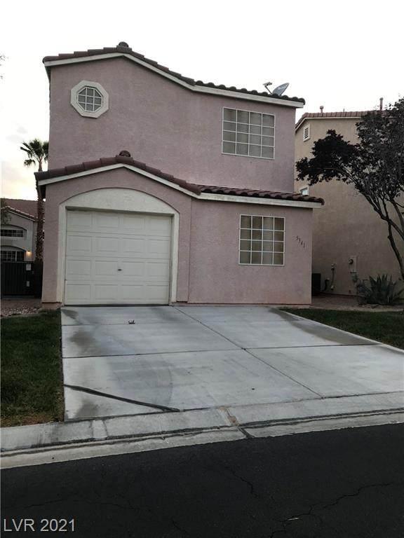 5341 Harvest Breeze Road, Las Vegas, NV 89118 (MLS #2308266) :: The Chris Binney Group | eXp Realty