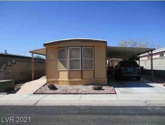 3467 Isle Royale Drive, Las Vegas, NV 89122 (MLS #2308277) :: The Melvin Team