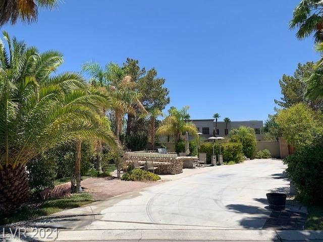 8175 Arville Street #30, Las Vegas, NV 89139 (MLS #2308789) :: Lindstrom Radcliffe Group