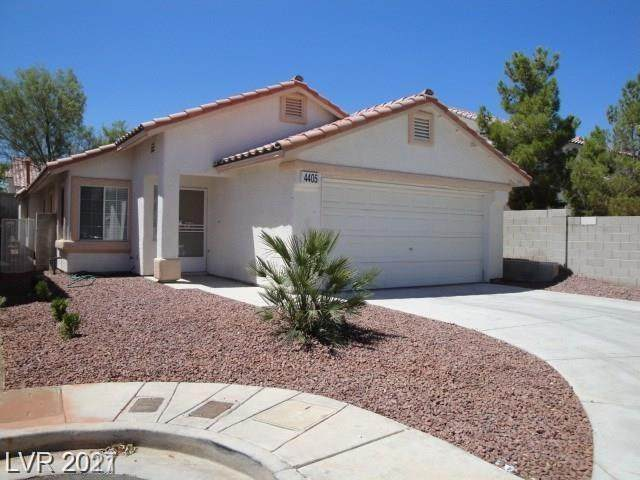 4405 Willowhill Court, Las Vegas, NV 89147 (MLS #2308805) :: Custom Fit Real Estate Group
