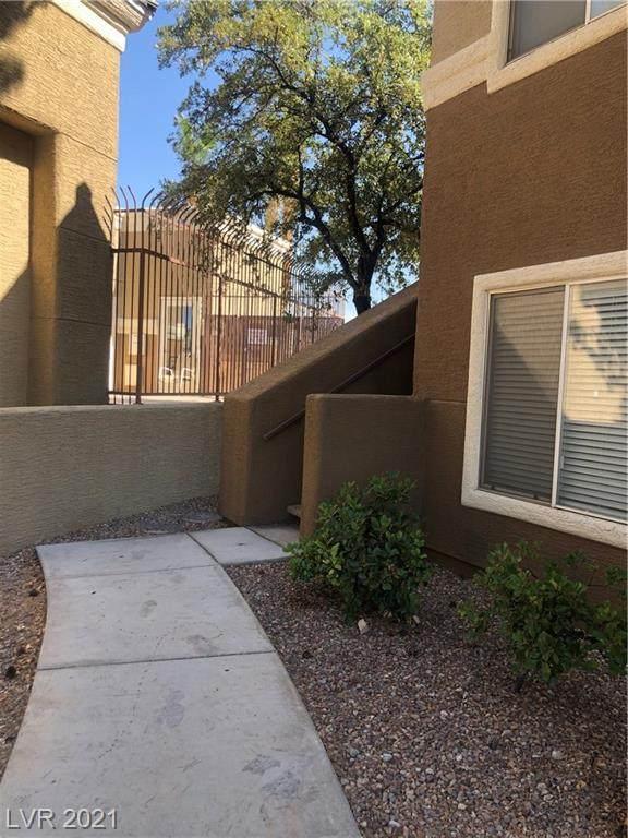 8070 W Russell Road #1068, Las Vegas, NV 89113 (MLS #2309044) :: DT Real Estate