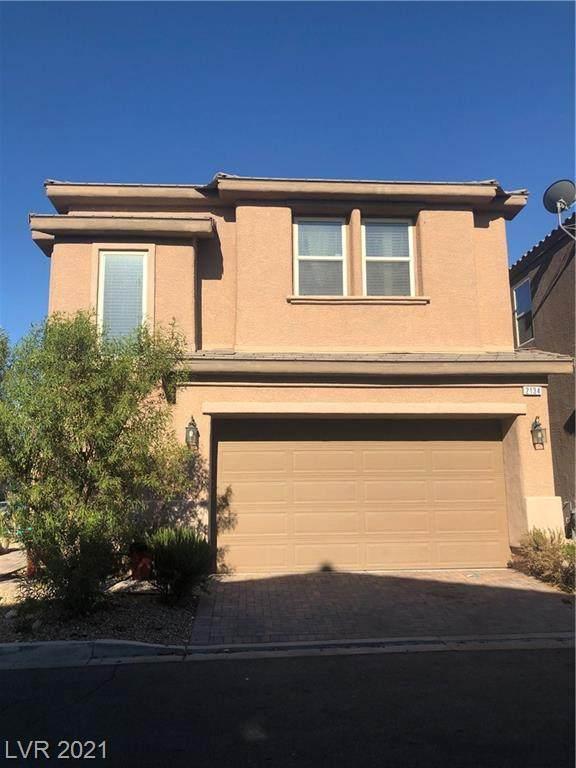 2134 Tiberio Way, Las Vegas, NV 89156 (MLS #2309111) :: Lindstrom Radcliffe Group