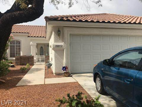 10052 Catalina Canyon Avenue, Las Vegas, NV 89147 (MLS #2309219) :: Lindstrom Radcliffe Group