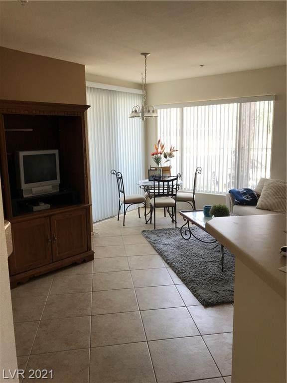 7135 S Durango Drive #113, Las Vegas, NV 89113 (MLS #2309530) :: The Chris Binney Group | eXp Realty