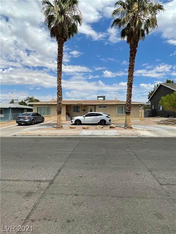 914 Date Street, Las Vegas, NV 89108 (MLS #2309829) :: Keller Williams Realty