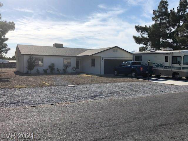 3840 Terry Drive, Pahrump, NV 89060 (MLS #2311041) :: Custom Fit Real Estate Group