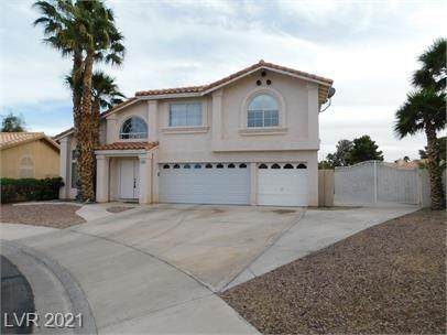 2735 Parsons Run Court, Henderson, NV 89074 (MLS #2311393) :: Signature Real Estate Group