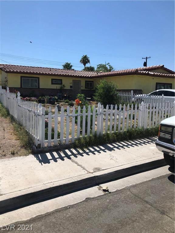 117 Rosemeade Street, Las Vegas, NV 89106 (MLS #2311507) :: Custom Fit Real Estate Group