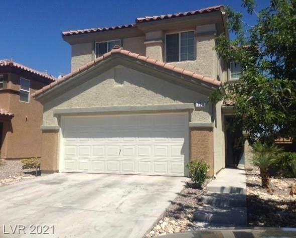 720 Quayside Court, Las Vegas, NV 89178 (MLS #2311811) :: Lindstrom Radcliffe Group