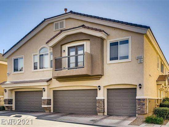 10022 Government Point Way #103, Las Vegas, NV 89183 (MLS #2311892) :: Lindstrom Radcliffe Group