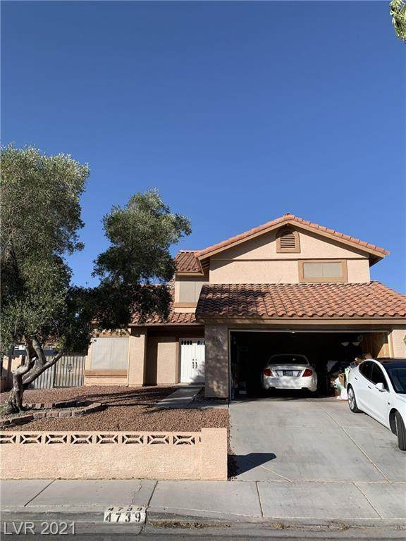 4739 Beaconsfield Street, Las Vegas, NV 89147 (MLS #2311897) :: 775 REALTY