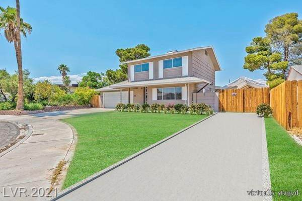 6928 Cortez Court, Las Vegas, NV 89145 (MLS #2312249) :: Custom Fit Real Estate Group
