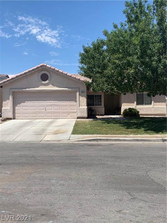2922 Crisp Wind Court, North Las Vegas, NV 89030 (MLS #2312372) :: Kypreos Team