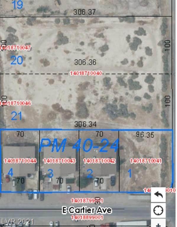 Lincoln & Cartier, Las Vegas, NV 89115 (MLS #2312564) :: Custom Fit Real Estate Group