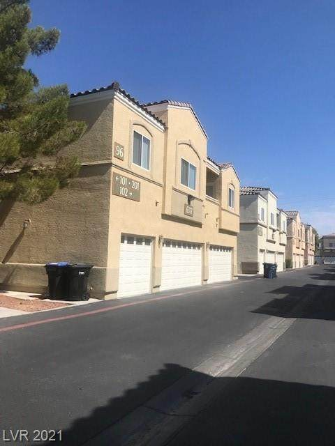 6317 Blowing Sky Street #201, North Las Vegas, NV 89081 (MLS #2312718) :: ERA Brokers Consolidated / Sherman Group