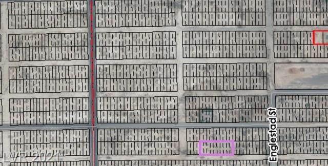0 Reverend Wilson Ave, North Las Vegas, NV 89030 (MLS #2312730) :: Kypreos Team