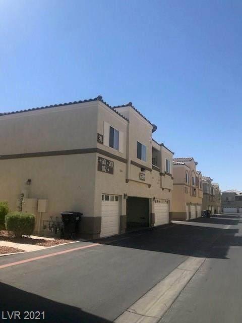 6324 Blowing Sky Street #101, North Las Vegas, NV 89081 (MLS #2312733) :: ERA Brokers Consolidated / Sherman Group