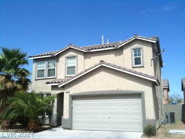 4934 Miners Ridge Drive, Las Vegas, NV 89122 (MLS #2312883) :: Custom Fit Real Estate Group