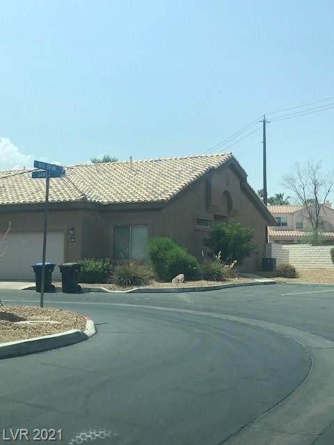400 Gamez Way, North Las Vegas, NV 89031 (MLS #2312927) :: Lindstrom Radcliffe Group