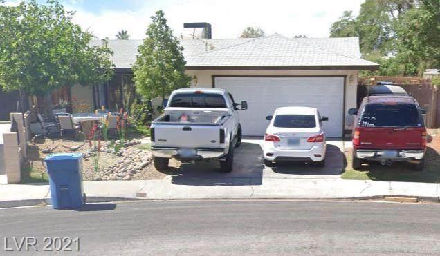 1109 Meyer Street, Las Vegas, NV 89101 (MLS #2313016) :: DT Real Estate