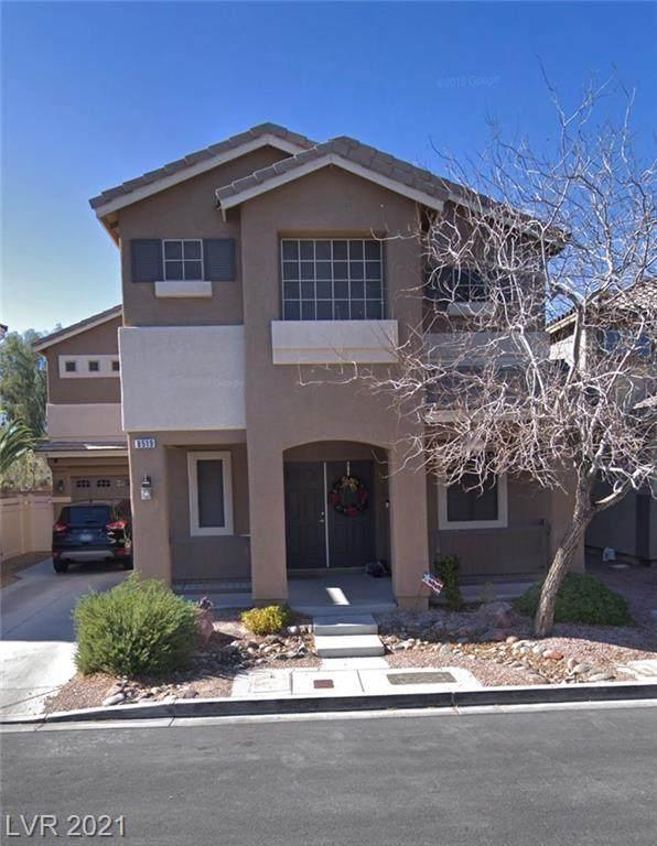 8519 Treasure Trove Street, Las Vegas, NV 89123 (MLS #2313296) :: Lindstrom Radcliffe Group