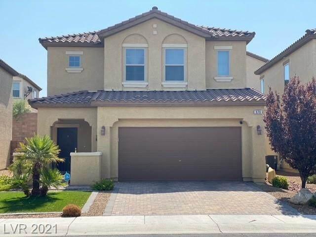970 Via Gandalfi, Henderson, NV 89011 (MLS #2314459) :: Custom Fit Real Estate Group