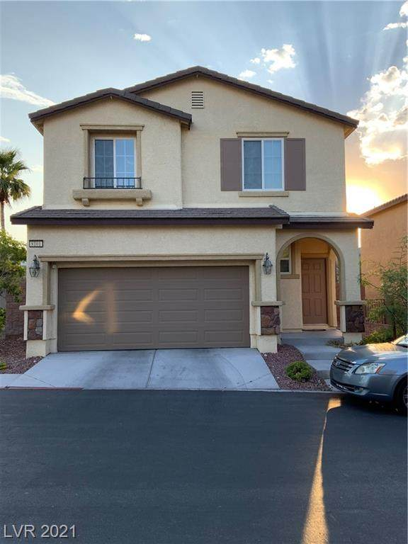 8101 Begonia Blush Drive, Las Vegas, NV 89166 (MLS #2314686) :: The Perna Group