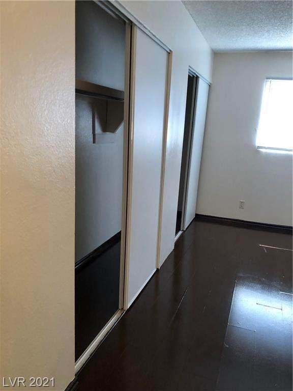 5107 Greene Lane K, Las Vegas, NV 89119 (MLS #2314837) :: Custom Fit Real Estate Group