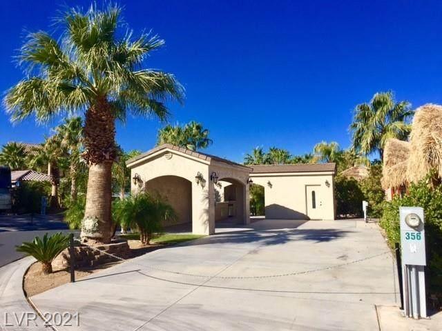 8175 Arville Street #356, Las Vegas, NV 89139 (MLS #2314907) :: Lindstrom Radcliffe Group